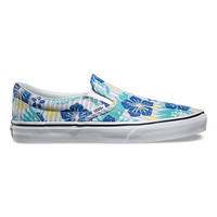 Aloha Stripes Slip-On | Shop Classic Shoes at Vans