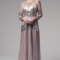 KCWM1521 Beaded Mother of the Bride Dress by Kari Chang Eternal