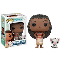 Moana & Pua Funko Pop! Disney