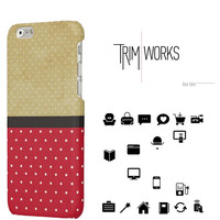 Polka dots iPhone 6 case iPhone 6 Plus Case iPhone 5 Case Samsung Galaxy S4 Case Samsung Galaxy S5 Case Samsung Galaxy S6 Case