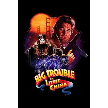 Big Trouble In Little China Movie Art Mug Photo Coffee Mug