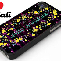 Hello Sunshine Glitter iPhone 4/4s, 5, 5s, 5c, Samsung S2, S3, S4, iPod 4, 5