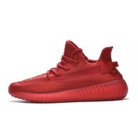 adidas Yeezy Boost 350 V2 Red Sneaker - Best Deal Online