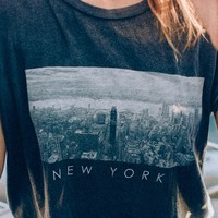 CALEIGH NEW YORK TOP