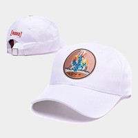 cc hcxx Travis Scott Madness Tour Rodeo Cactus White Hat