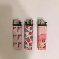 Rose's Lighter Set