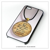 Winnie The Pooh Quotes iPhone 4 4S 5 5S 5C 6 6 Plus , iPod 4 5 , Samsung Galaxy S3 S4 S5 Note 3 Note 4 , HTC One X M7 M8 Case
