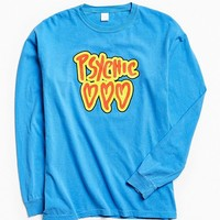 Psychic Hearts Logo Long Sleeve Tee | Urban Outfitters