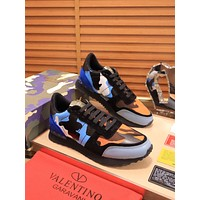 Valentino  Women's Men's 2020 New Fashion Casual Shoes Sneaker Sport Running   Shoes