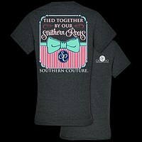 Southern Couture Classic Tied Together Southern Roots T-Shirt