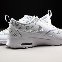 Bling Nike Shoes Nike Womens AIR MAX THEA with Swarovski Clear Crystals