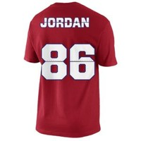 Jordan Retro 2 '86 Jersey T-Shirt - Men's