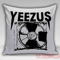 Yeezus Kanye West Throw Pillow for the Home Decor