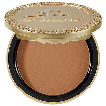 Too Faced Milk Chocolate Soleil Light/Medium Matte Bronzer  (0.35 oz Milk Chocolate)