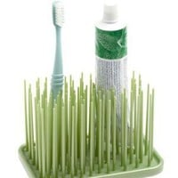Grass is Cleaner on the Other Side Organizer | Mod Retro Vintage Desk Accessories | ModCloth.com