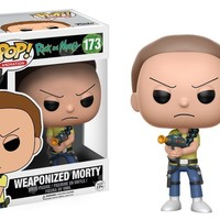 Funko Pop! Animation: Weaponized Morty 173 12440