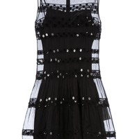 Clothing - Red Valentino Sheer Lace Dress - L'Eclaireur Shop