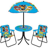 Kids Only Paw Patrol Classic Patio Set
