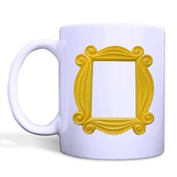 FRIENDS TV SHOW DOOR FRAME Mug