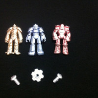 Transformers Plastic Buttons / Sewing supplies / DIY craft supplies / Novelty Buttons / Party Supplies / Kids craft supplies
