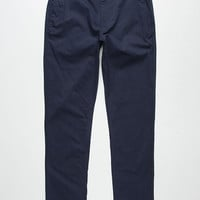 Hurley Dri-Fit Mens Chino Pants Navy  In Sizes