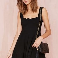 Nasty Gal I'm Yours Dress - Black