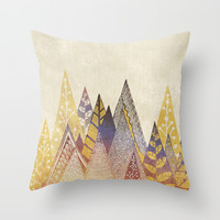 Highpoint Throw Pillow by rskinner1122