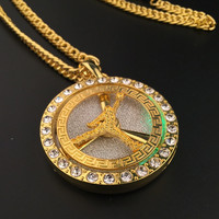Jewelry Stylish Shiny Gift New Arrival Hot Sale Fashion Accessory Lights Club Necklace [6542743555]