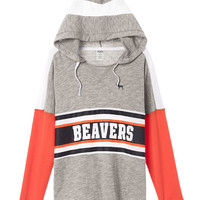 Oregon State University Varsity Pullover Hoodie - PINK - Victoria's Secret