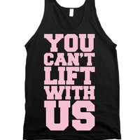 Black Tank | Funny Mean Girls Workout Shirts