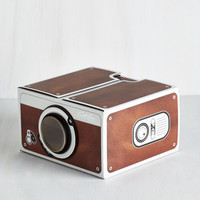Quirky Keep Watch Smartphone Projector by ModCloth