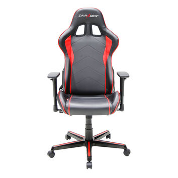 DXRACER FH08NR office gaming chair automotive seat computer chair-Black and Red