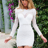FALLING FROM GRACE LACE DRESS , DRESSES, TOPS, BOTTOMS, JACKETS & JUMPERS, ACCESSORIES, $10 SPRING SALE, PRE ORDER, NEW ARRIVALS, PLAYSUIT, GIFT VOUCHER, **SALE NOTHING OVER $30**,,White Australia, Queensland, Brisbane