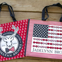 JADELYNN BROOKE: Signature Beach Bag