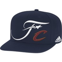 adidas Men's 2016 Eastern Conference Champions Cleveland Cavaliers Navy Adjustable Snapback Hat