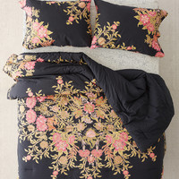 Analise Floral Medallion Comforter Snooze Set | Urban Outfitters