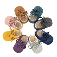 Leather Baby Moccasins  First Walker