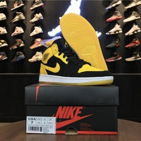 Air Jordan 1 Retro Mid New Love 2017 Men's sport shoes