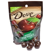 Dove Dark Chocolate Covered Whole Cherries: 6-Ounce Bag