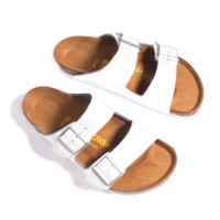Arizona Sandal, White