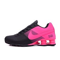 NIKE women Shox-OZ air  running sneakers