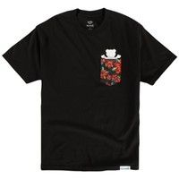 Grizzly Tropical High Pocket T-Shirt - Men's at CCS