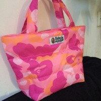 DCCKUH3 Camouflage Tote Bag