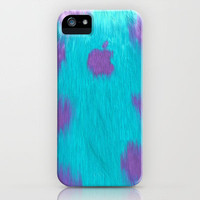 I-Sulley  iPhone Case by Emiliano Morciano (Ateyo)