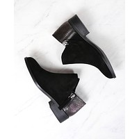 Very Volatile - Women's Greyson Ankle Bootie - black