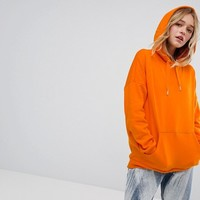 Monki Hoodie Jumper at asos.com