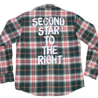 Second Star Flannel