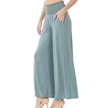 Wide Leg Lounge Pants (CLEARANCE)