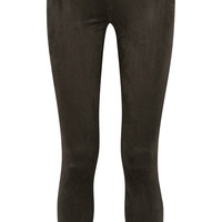 The Row - Relton suede leggings