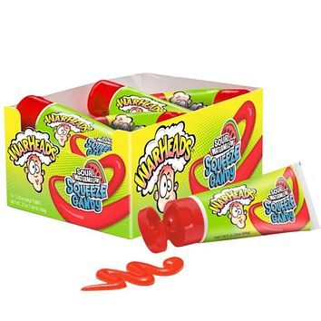 Warhead Watermelon Squeeze Candy